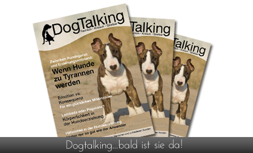 Coverfoto DogTalking